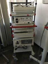 Pentax Epk 1000 And Pentax Epm 3000 Endoscopy System With Sony Slave Monitor