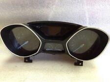 2012 2013 2014 Ford Focus Speedometer Cluster Odometer Instrument #78