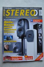 STEREO 10/12,     AVM PA 8,SA 8,GENELEC 8260A,MACKIE MR 8 MKII,T+A KS 300 ACTIVE
