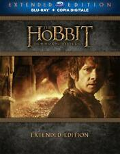 Lo Hobbit - La Trilogia Extended Edition (9 Blu-Ray Disc, 2015)