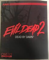 Mezco ONE:12 COLLECTIVE Ash Evil Dead 2 Dead By Dawn Action Figure New IN STOCK