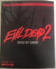 Mezco ONE:12 Coletivo Ash Evil Dead 2 Mortos pela Dawn Figura De Ação Novo Em Estoque