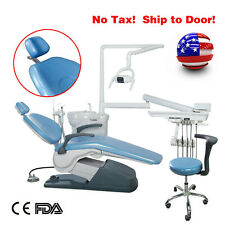 Dental Unit Chair Tj2688 A1 Computer Controlled 4 Hole Fda Ce Approved Stool