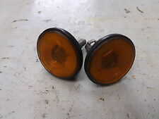 Mazda MX-5 MK1 Side Indicator Repeaters Amber Wing Units(pair)