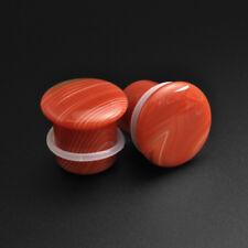 Joyas de color principal rojo de piedra para el cuerpo