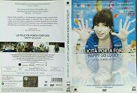 LA FELICITA' PORTA FORTUNA (2008) un film di Mike Leigh - DVD USATO - DOLMEN
