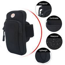 Sports Armband Running Jogging Gym Holder Arm Band Bag Case Pouch For Cell Phone