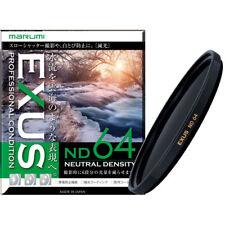 New MARUMI EXUS ND64 67mm Neutral Density Lens Filter 6 Stops