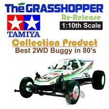 TAMIYA The Grasshopper 1/10 2WD Buggy No ESC (Assembly kit) 58346