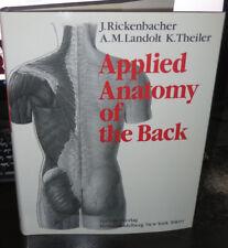 Rickenbacher The Applied Anatomy of the Back Illustrated HB/DJ Slicpase