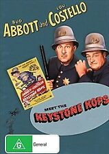 Abbott And Costello Meet The Keystone Kops (DVD) Brand New and Unsealed R4