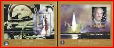 MICRONESIA 1998 JOHN GLENN / USA in SPACE  2 S/S mnh