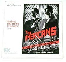The Americans Season 1 FYC Promo FX 4 Disc Set DVD Screener