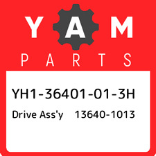 YH1-36401-01-3H Yamaha Drive ass'y 13640-1013 YH136401013H, New Genuine OEM