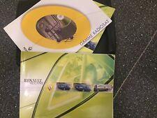 Renault MEGANE 02-06 Owners Manual Handbook 1.4 1.6 2.0 1.5 1.9 DCi Diesel Auto