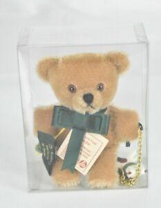 Hermann Max & Foxl Teddy Bear Pin Badge