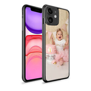 PERSONALISED Custom BABY PHOTO Phone Hard Case Cover For All iPhone Samsung