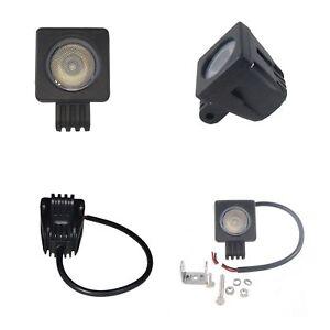 1 x 10W LED Scheinwerfer Träger DRL -Lichter Lampe Auto Traktor SUV LKW Moto