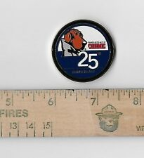 2005 Police Law Enforcement McGruff The Crime Dog 25th Anniv Challenge Coin