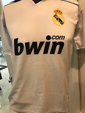 PREOWNED V. NISTELROOY REAL MADRID SHIRT SIZE SMALL 2007-08 !!! ANNBRO