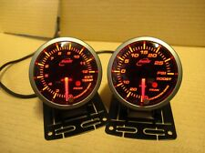 -=Turbo boost gauge=- Suit Petrol, Gas, Diesel - Race ready functions included!!