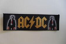 AC DC superstrip Angus Powerage patch Sew On music vintage hardrock