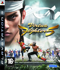 Virtua Fighter 5 PS3 * En Excelente Estado *