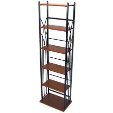 DAKOTA 100 DVD / 150 CD Storage shelves - Black MS3341