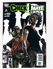Checkmate #4 NM DC Comics Modern Age Comic Book Sept 2006 DE28