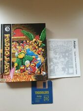 Troddlers A Storm Game for the Commodore Amiga Computer . VGC