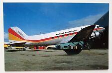 Nunasi Northland Douglas DC-3C Postcard