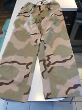 Gore-Tex USMC Extended Cold Weather Desert Camouflage Trousers Pants Med-Long