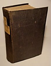 1858 History of East Boston by Sumner-Map-Original Cover-Not Ex-Library-RARE-1st