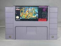 E.V.O. Search for Eden (EVO) - SNES Game