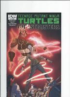 IDW Comics Teenage Mutant Ninja Turtles Ghostbusters 3 NM-/M 2014