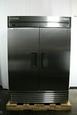 Ding & Dent True T-49Dt-Hc Two-Section Reach-In Refrigerator / Freezer