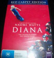 Diana (Princess Di Biopic) (Naomi Watts) (Australia Region 4) DVD – New