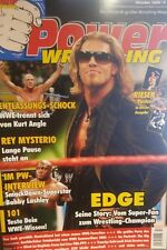 Power Wrestling 10/2006 WWE WWF TNA