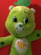 Oopsy Care Bear Green Shooting Star Plush Teddy Bears Collectible Gift