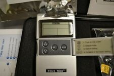 NEW ! TENS 7000 Unit - TENS Therapy Machine - Digital Dual Channel w/ 5 Modes