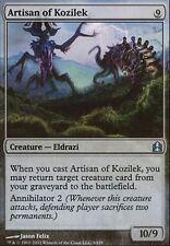 ▼▲▼ Artisan de Kozilek (Artisan of Kozilek) Commandeur #1 FRENCH Magic