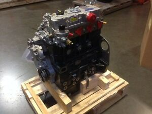 Perkins Diesel Engine 404C-22  Cat 3024 used In Skid Steer