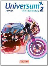 Universum Physik - Sekundarstufe I - Baden-Württemberg: ... | Buch | Zustand gut