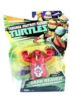 Teenage Mutant Ninja Turtles - Dark Beaver - figure TMNT Nickelodeon NEW