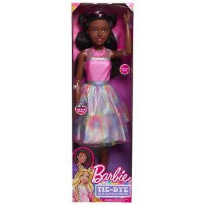 """AA Barbie 28"""" Tie Dye Style Best Fashion Friend Doll Exclusive Ship Jule 27"""