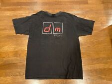 Authentic Vintage Depeche Mode T-Shirt Rare From the 1990's Size XLarge Singles!