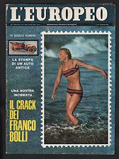 EUROPEO 22/1966 CASSIUS CLAY TWA SAA BEA AIRWAYS NING YANG TSUNG DAO LEE SPEER