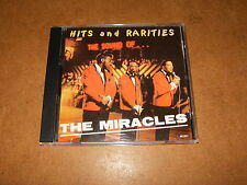 CD (MI 001) - THE MIRACLES The sound of... (Hits and rarities)