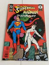 The Superman Madman Hullabaloo #2 July 1997 DC Dark Horse Comics