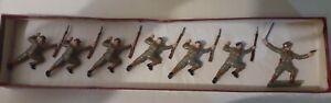 Britains toy PRE WAR soldiers set #1611